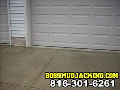 Boss MudJacking 1317 Union Ave. Kansas City, Mo 64101 (816) 301-6261  www.bossmudjacking.com  www.facebook.com/bossmudjacking  https://twitter.com/BossMudjacking  Boss mudjacking is the premiere mudjacking contractor in Kansas City. We specialise in driveway, sidewalk and concrete leveling.