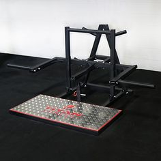 The Titan Belt Squat Machine will help you build lower body explosion without putting the strain on your shoulders, spine, and lower back. Squat Machine, Home Gym Garage, Plate Storage, Adjustable Weights, Squats, Belt, Belts, Squat, Squat Challenge