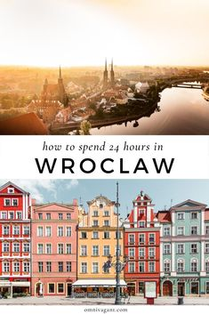 Traveling to Wroclaw, Poland? Read here how to spend 24 hours in Wroclaw, an unforgettable itinerary. This guide includes things to do in Wroclaw, where to stay in Wroclaw, how to get around Wroclaw and more! Europe Travel Guide, Backpacking Europe, Europe Destinations, Travel Deals, Europe Packing, Traveling Europe, Travel Checklist, Packing Lists, Dc Travel