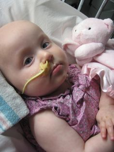 Natalie, 5-months, is battling brain cancer. Submitted by her mother Kristen Tanner.