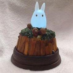 5 left - LED Light & Case - change colors - Real Fantasy - Sho Totoro - no production (new)