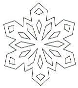 Paper snowflake pattern downloads (3 of them)