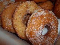 Πως να φτιάξετε Λουκουμάδες παραλίας - How to make perfect Donuts recipe Live Kitchen - YouTube