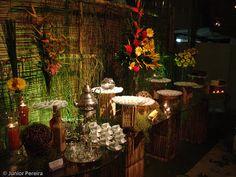 Casamento estilo havaiano
