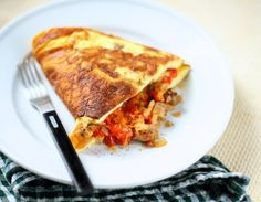 Fluffy Diner-Style Omelet | 31 Low-Carb Breakfasts That Will Actually Fill You Up