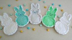 Rag Quilt Bunny Softie Tutorial