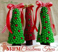 Holiday Decorating Ideas Inspired by Gingerbread M&M's   Carrie Elle