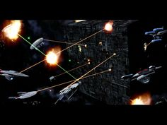 battle of wolf 359 | The first major battle against the borg at of Wolf 359, where 11,000 ...
