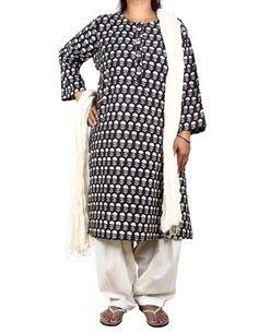 Black Kameez Off-White Salwar Dupatta Indian Clothing For Women Size L ShalinIndia,http://www.amazon.com/dp/B00DXZI8E4/ref=cm_sw_r_pi_dp_HNm-rb16VPJSFXXC