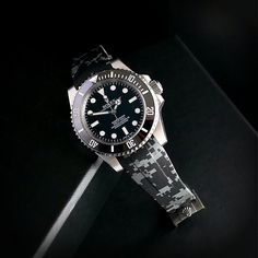 Shop rolex straps, watch straps, watch bands, panerai straps and other brands of watches at Krono Straps. Discover our custom replacement watch straps, leather bands and accessories. Panerai Straps, Rolex Submariner, Watch Bands, Rolex Watches, Camouflage, Digital, Accessories, Military Camouflage, Watch Straps