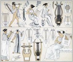 The Ancient Greek Costume