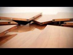 Стол круглый деревянный раздвижной. - Стол трансформер - Мебель-трансформер.РФ