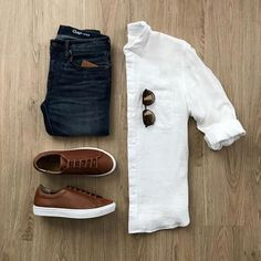 Komplette Outfits, Casual Outfits, Men Casual, Fashion Outfits, Fashion Trends, Smart Casual, Fashion Guide, Style Fashion, Fashion Hats
