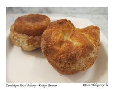 Kouign Amman at Dominique Ansel Bakery in NYC, New York | I just want to eat!
