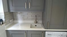 Image result for upstands or tiles in kitchen