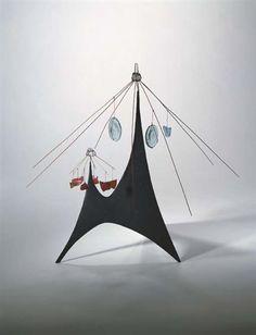 Alexander Calder, Untitled (Carousel)