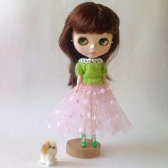 Sweater Mohair for Spring with an Openwork от HappyToysDolls
