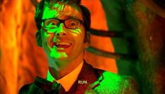 If there was ever an image that could sum up the nature of Doctor Who, it would probably be this.