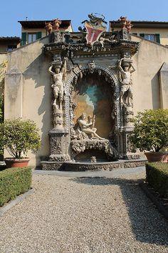 Ricorboli Firenze Palazzo Vivarelli Colonna #TuscanyAgriturismoGiratola