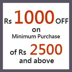 Get Rs.1000 OFF on Minimum Purchase of Rs.2500 and above at Styletag