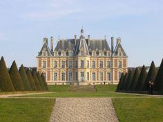 Jardin à la Francaise, André Le Nôtre Chantilly