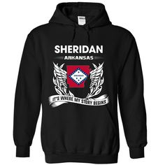 awesome SHERIDAN - Its where my story begins!