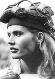 The wonderful amazing geena davis- growing up I thought she was one of the most beautiful women in the world.
