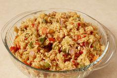 Hawaiian Rice Recipe | The Momma Bird