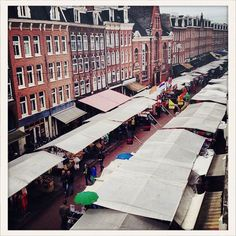 Les adresses de Julia Bergshoeff à Amsterdam