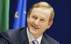 The Taoiseach's popularity rating has dropped recently and most people think it's the Enda Kenny.