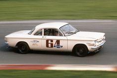 1964 Chevrolet Corvair Vintage Race Car