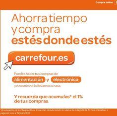 Ahora al comprar online acumulas el 1% en @CarrefourES http://www.expotienda.com/index.asp?categoria=9=123