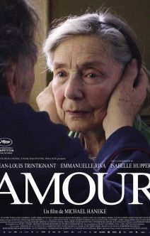 2012: Amour - Michael Haneke: In consideration for nomination for Best Foreign Language Film Oscar