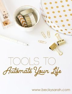 Automating Your Life Never Seemed so easy, until now...