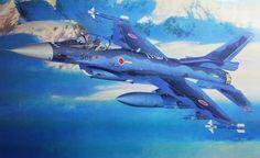 Mitsubishi F-2A (Shigeo Koike)