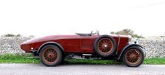 This mahogany bodied Talbot was first produced in 1930 at the Clement Talbot Company in London.