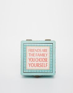 Friends+Are+The+Family+Trinket+Jewellery+Box