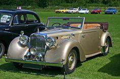 1947 Alvis TA14 Roadster