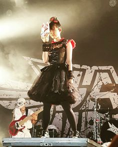 Babymetal at Fortarock 2016
