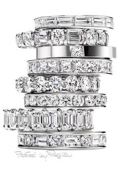 Regilla ⚜ verette di diamanti