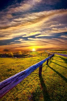 On The Brighter Side by Phil Koch on 500px
