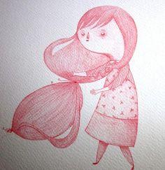 Eva Carot  http://www.evacarot.blogspot.com.es/