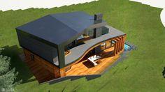 twilight villa house architecture