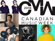 Monday, May 2nd is the opening day of Canadian Music Week (CMW) and let me just tell you, I am going to be one busy boy during CMW. #CMW2016 #MusicBlogger - #Toronto