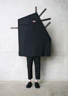 Craig Green #geometric #asymmetric #fashion