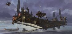 Scottish artist Ian McQue has worked at Rockstar North since, oh, the dawn of…