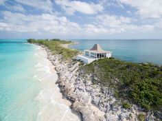 House in Nassau, Bahamas. Perfection!!!!! This newly built Balinese style beach house was designed to take full advantage of the stunning panoramic views from its elevated position. Located on Rose Island, approximately 15-20 minutes by boat, this home is tranquil and priv...