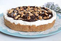 Torta cornetto cuor di panna, scopri la ricetaa: http://www.misya.info/2015/06/30/torta-cornetto-cuor-di-panna.htm