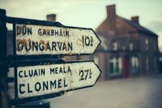 I am going to try my darndest to see all of these things next month!  The ultimate Ireland road trip, in pictures