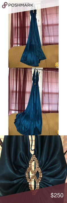 Prom/Ball dress It is very long, but beautiful! I would love to keep it and wear it but unfortunately I am too small. Dresses Prom